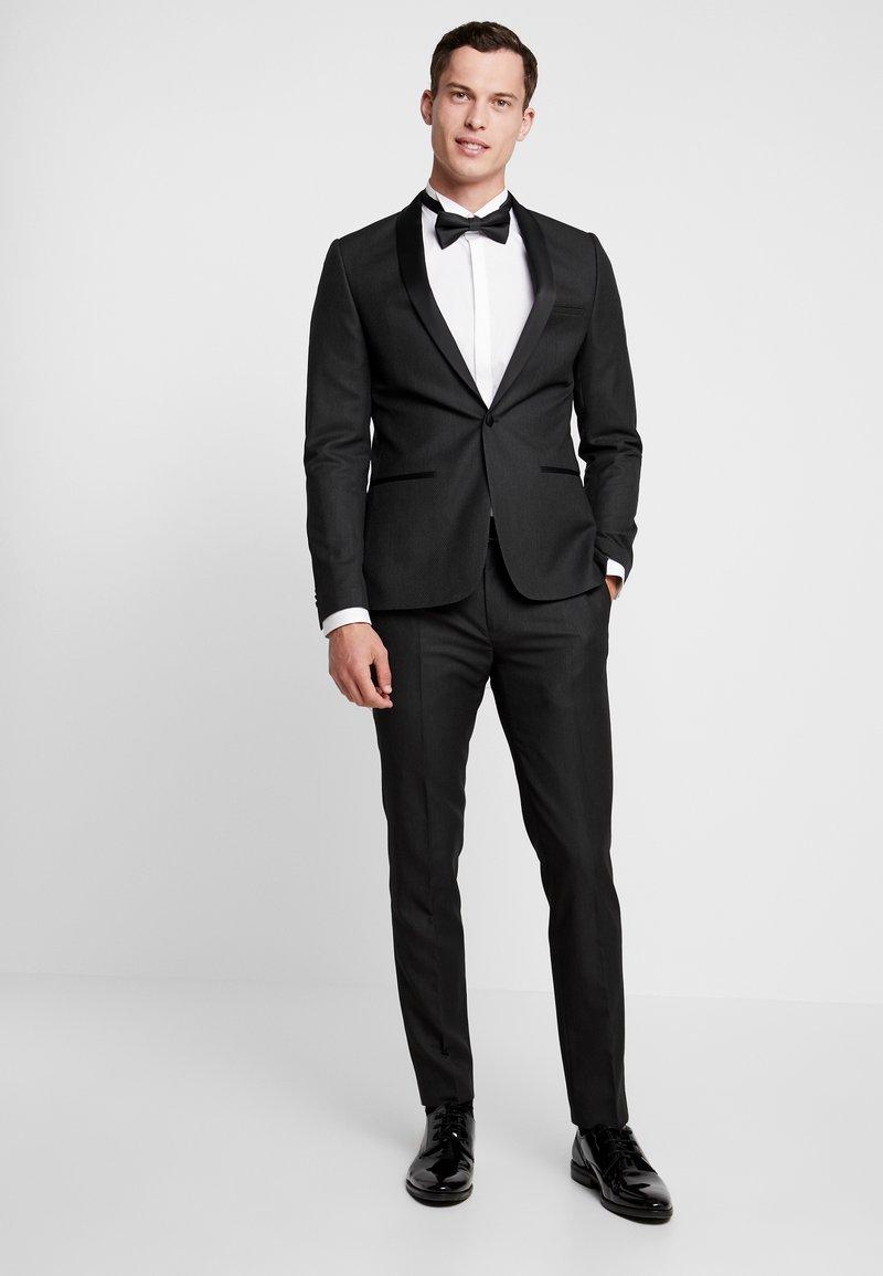 Viggo - TROMSO TUX SUIT - Suit - black