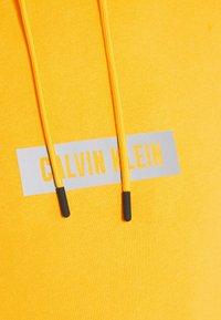 Calvin Klein Performance - HOODIE - Sweater - yellow - 2