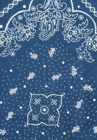 Levi's® - PAISLEY BANDANA - Foulard - navy blue - 3