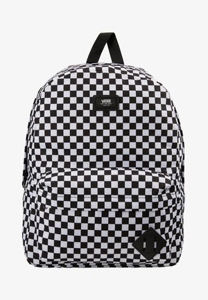 UA OLD SKOOL III BACKPACK - Rucksack - black/white