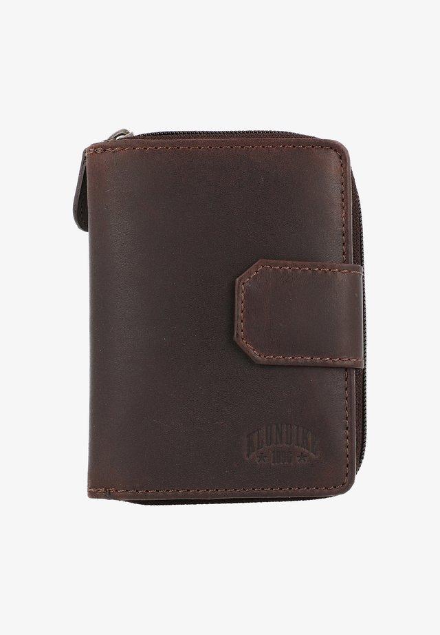 LISA  - Wallet - dunkelbraun