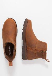 Timberland - COURMA CHELSEA - Korte laarzen - medium brown - 0