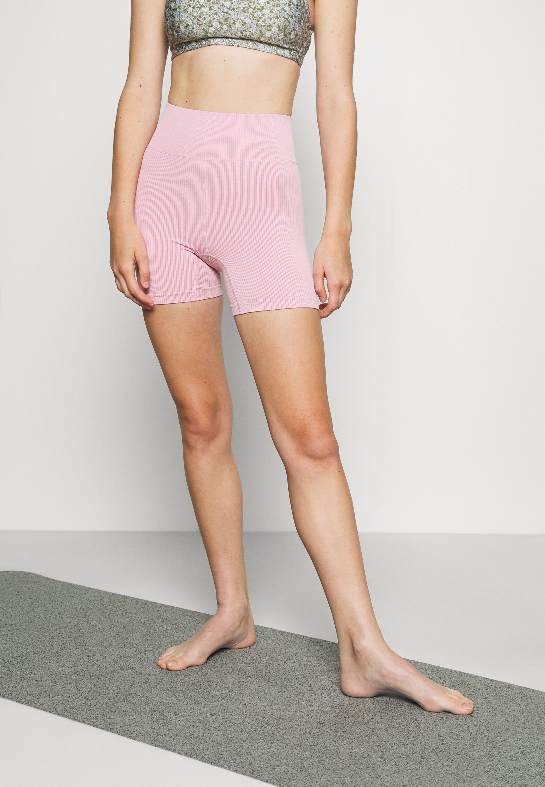 Women SEAMFREE BIKE SHORT - Leggings