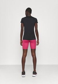 adidas Performance - PERFORMANCE TEE - Sports shirt - black - 2