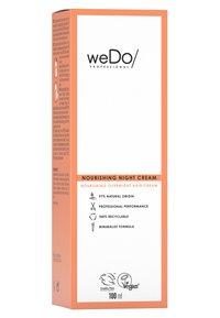 weDo/ Professional - NOURISHING NIGHT CREAM - Hair treatment - - - 1