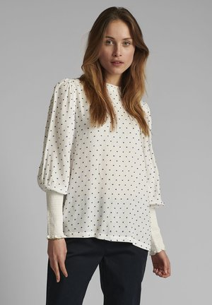 NUDOTTY  - Blouse - bright white