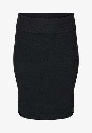 CLOSE - Pencil skirt - black