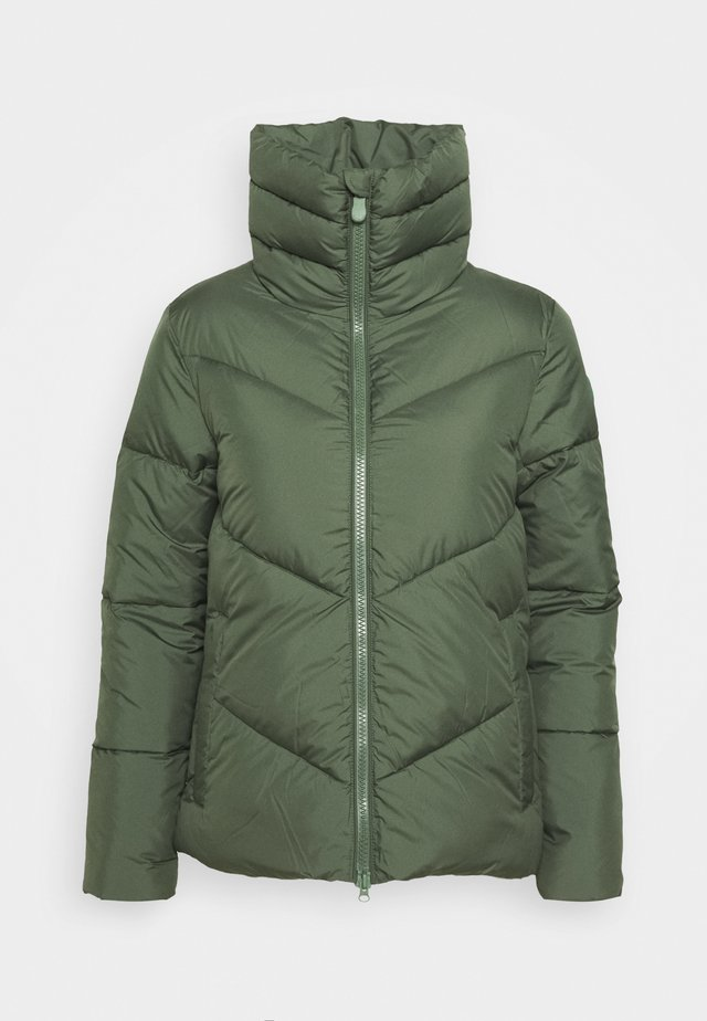 RECYY - Winter jacket - thyme green