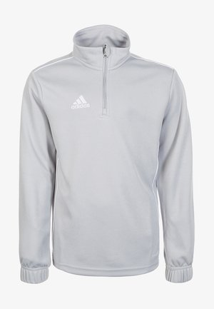 CORE 18 SWEATSHIRT - Sports shirt - grey/white