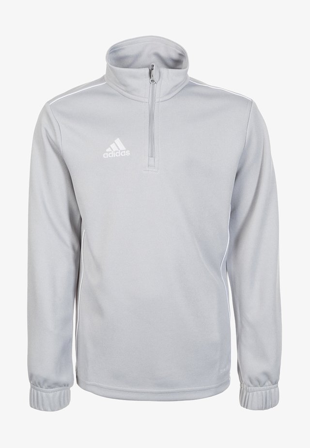 CORE 18 SWEATSHIRT - Sports shirt - grey/white