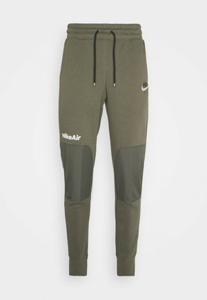 AIR PANT  - Tracksuit bottoms - twilight marsh/black/white