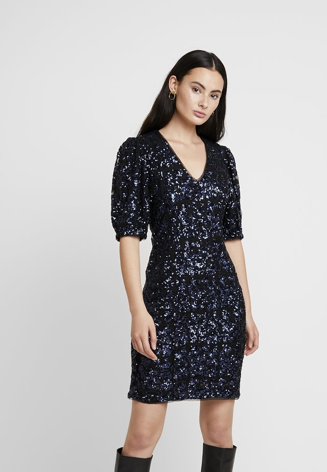 ELVIRAGZ DRESS  - Cocktailkjole - blue