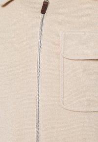 FTC Cashmere - Lehká bunda - off-white - 2