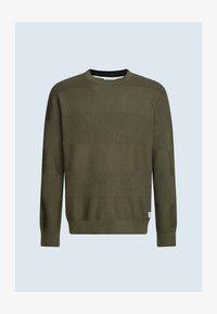 Pepe Jeans - OSCAR - Pullover - waldgrün - 4