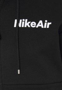 Nike Sportswear - Zip-up hoodie - black/white - 2