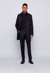 BOSS - Classic coat - dark blue - 1