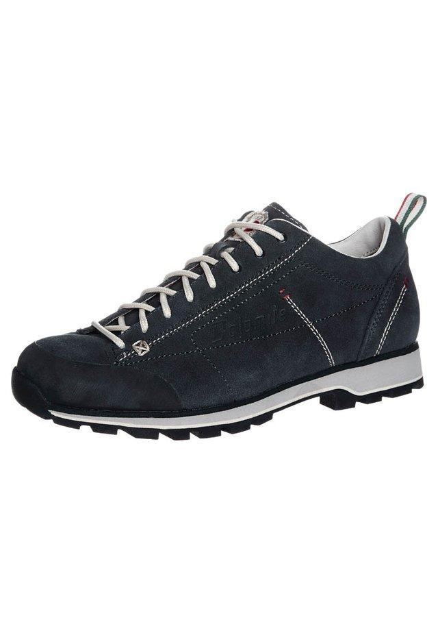 CINQUANTAQUATTRO - Hiking shoes - blu / corda