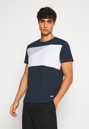 EBEL - T-shirt imprimé - navy