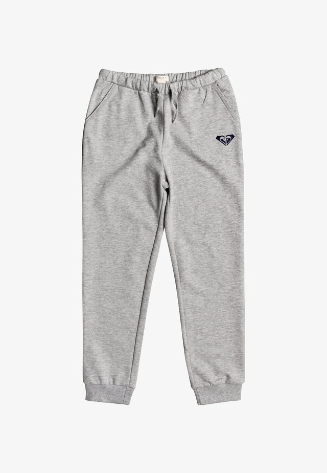POWER DAY  - Tracksuit bottoms - heritage heather