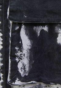 Bershka - Camicia - black - 5