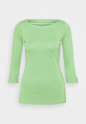 CORE - Long sleeved top - leaf green