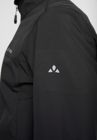 Vaude - HURRICANE - Soft shell jacket - black - 6
