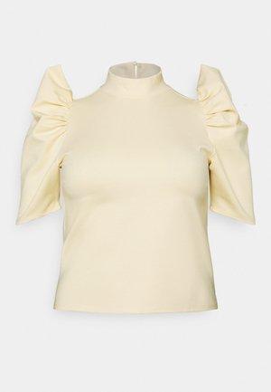 PCRYLEE  - Basic T-shirt - fog