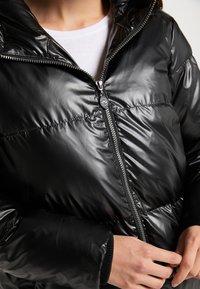 myMo ROCKS - Winter coat - schwarz - 3