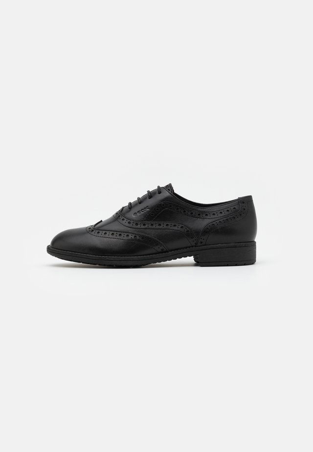 JAYLON - Lace-ups - black