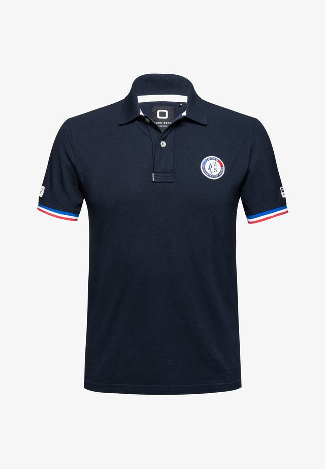 PORT VAUBAN - Polo shirt - navy