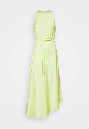 TANK MIDI DRESS - Denní šaty - green