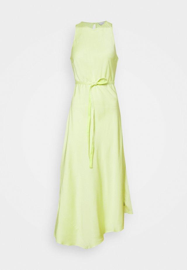 TANK MIDI DRESS - Korte jurk - green