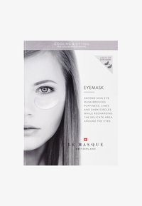 Le Masque Switzerland - COOLING & LIFTING EYE MASKS 2 PACK - Soin des yeux - - - 0