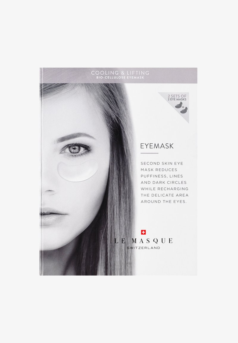 Le Masque Switzerland - COOLING & LIFTING EYE MASKS 2 PACK - Soin des yeux - -