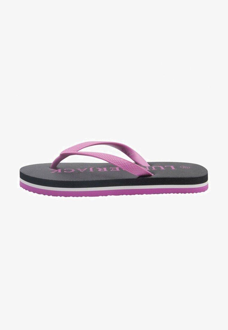 Lumberjack - Slippers - purple