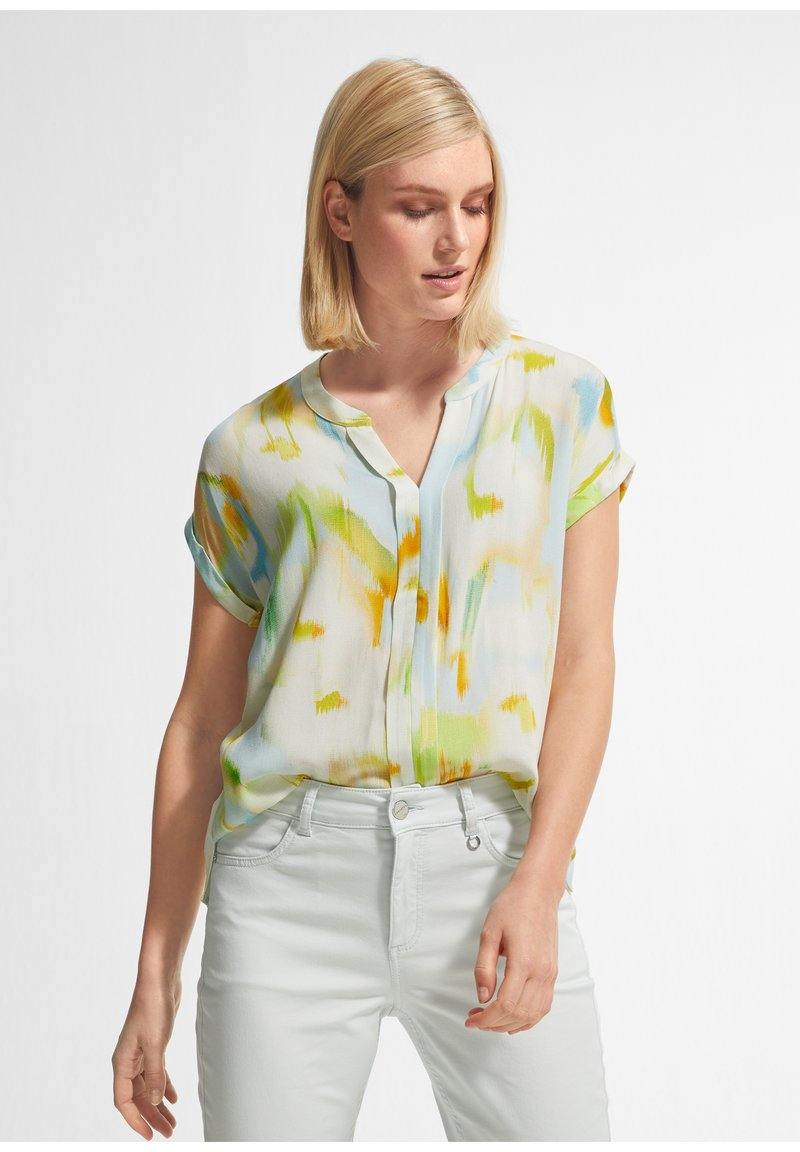 comma - Blouse - multi-coloured