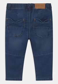 OVS - TERRY  - Slim fit jeans - dark denim - 1