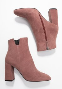 Bruno Premi - High heeled ankle boots - antico - 3