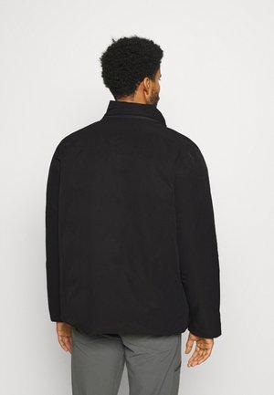 TRES - Down jacket - black