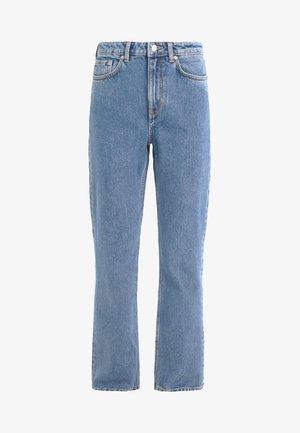 VOYAGE LOVED - Jeans straight leg - blue denim