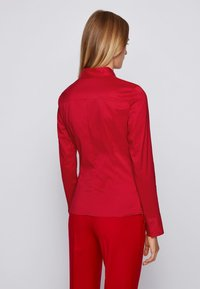 BOSS - BASHINA - Button-down blouse - red - 2