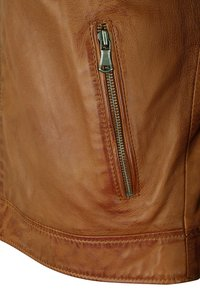 Capitano - IOWA - Leather jacket - cognac - 3