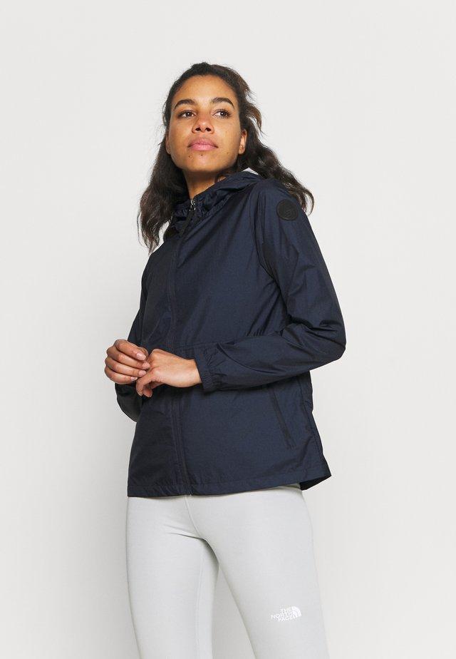 ALPENA - Hardshell jacket - dark blue