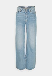 Weekday - AVERY - Džíny Relaxed Fit - washed blue - 4
