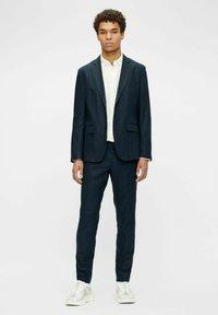 J.LINDEBERG - REGULAR FIT - Camicia elegante - cloud white - 1
