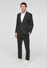 s.Oliver BLACK LABEL - SLIM FIT - Veste de costume - black - 1