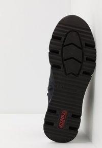 Rieker - Ankle boots - pazifik - 6