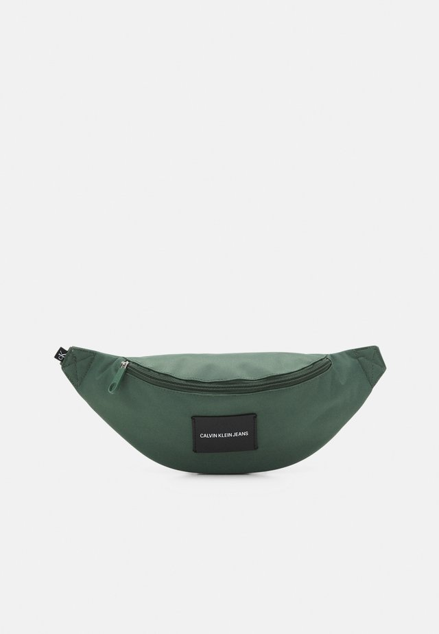 WAISTBAG UNISEX - Ledvinka - green