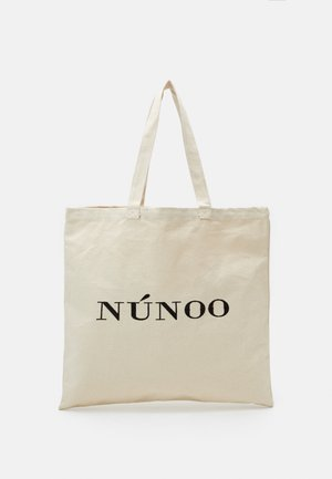 SHOPPER - Shopping bags - white