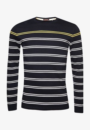 Maglietta a manica lunga - nautical navy